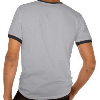 Men's Ringer T Tee Shirt