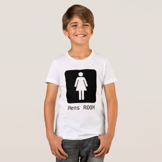 Mens room T-Shirt