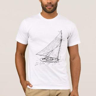 Mens Sailing T Shirt