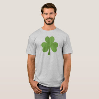 Men's Saint Patrick's Day Shamrock T-shirt