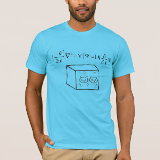 Men's Schrodinger shirt