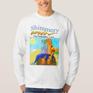 Men's ShimmeryVain Full Sleeve T-shirt