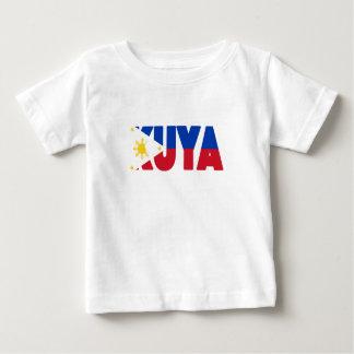 Mens Shirt Big Brother Filipino Kuya Flag