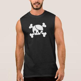 Men's Skull Muscle Shirt