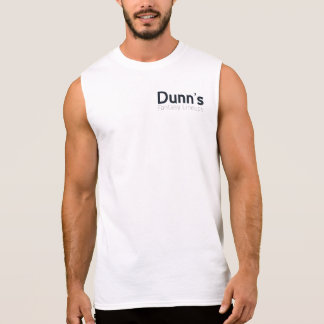 Men's sleeveless shirt (small logo)