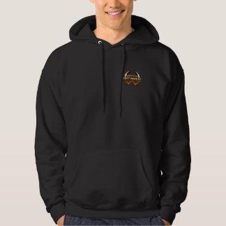Men's small-logo hoodie
