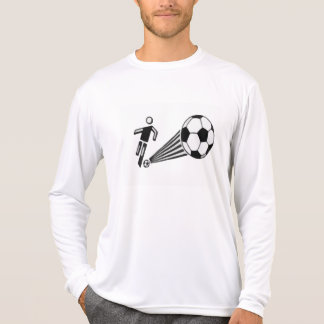 Mens Soccer Long Sleeve Shirt