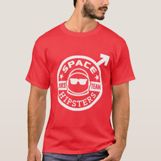 Men's Space Hipsters® Mars Team T-shirt