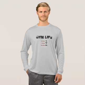 MEN'S SPORT COMPETITOR LONG SLEEVED T-SHIRT