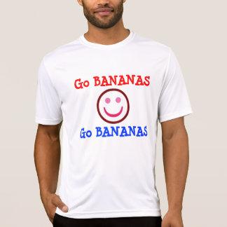 Men's Sport-Tek Fitted Performance T-Shirt BANANAS