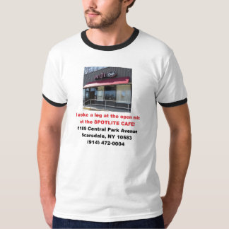 Mens' Spotlite Cafe Open Mic T-Shirt