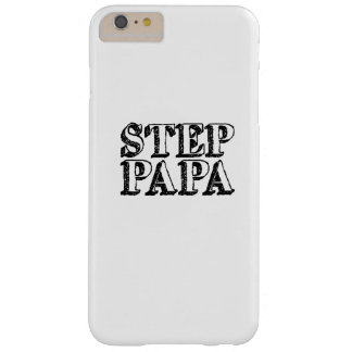 Mens Step Papa Bear Father's Day Barely There iPhone 6 Plus Case