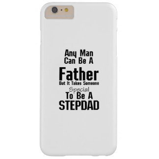 Mens Stepdad  Gift Dads Stepdad Grandpa Barely There iPhone 6 Plus Case