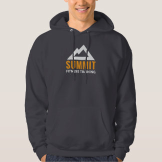 Men's Summit Fitness Training Hoodie