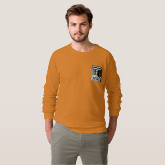 Men's Sweatshirt, Immigration Graphic Sweatshirt