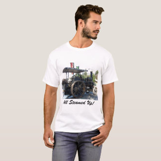 Men's T-Shirt - All Steamed Up