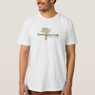 Men's T-shirt for BONNE TERRE HAITI