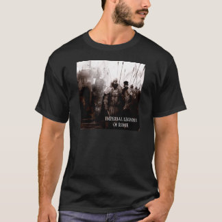 Mens t-shirt front and back (album...