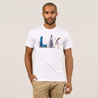 Men's T-Shirt | LOS ANGELES, CA (LAX)