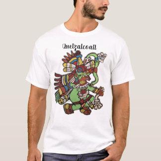 Mens T-shirt Quetzalcoatl