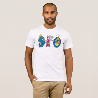 Men's T-Shirt | SAN FRANCISCO, CA (SFO)