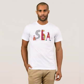 Men's T-Shirt   SEATTLE, WA (SEA)