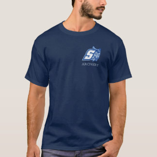 Men's T-shirt, SSU Archery T-Shirt