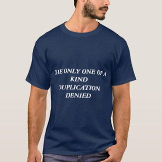 MEN'S T-SHIRT - THE ONLY ONE OF A KIND