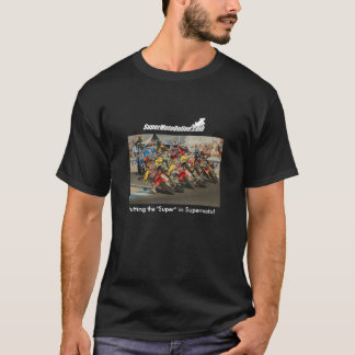Mens T with 1st Turn Photo T-Shirt