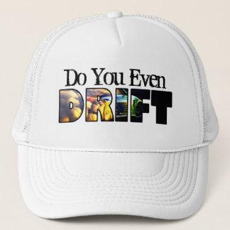 Men's Teenage Boys Do You Even Drift Car Trucker Hat