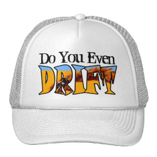 Men's Teenage Boys Do You Even Drift Motocross Cap