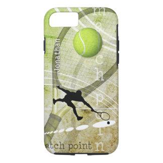 Men's Tennis Match Point II iPhone 8/7 Case