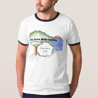 Mens Terra Bella Club Ringer T-Shirt