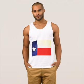 Men's Texas Flag Tank Top