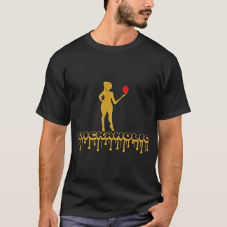 Men's THICKAHOLIC Basic Dark T-Shirt. T-Shirt