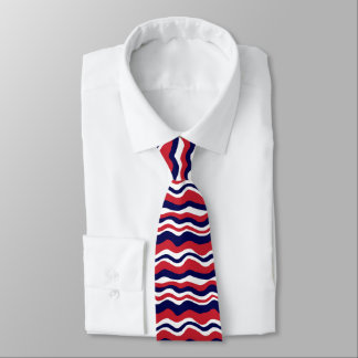 Mens Tie Patriotic
