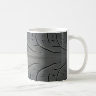 Men's Tire Tread Coffee Mug
