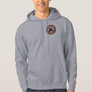 Men's Training Hoody (Light Grey)