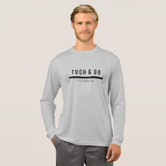 Men's Tuch & Go Fitness Long Sleeve T-Shirt