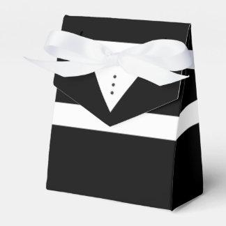 Mens Tux - Groom or Groomsmen Tuxedo Favour Box