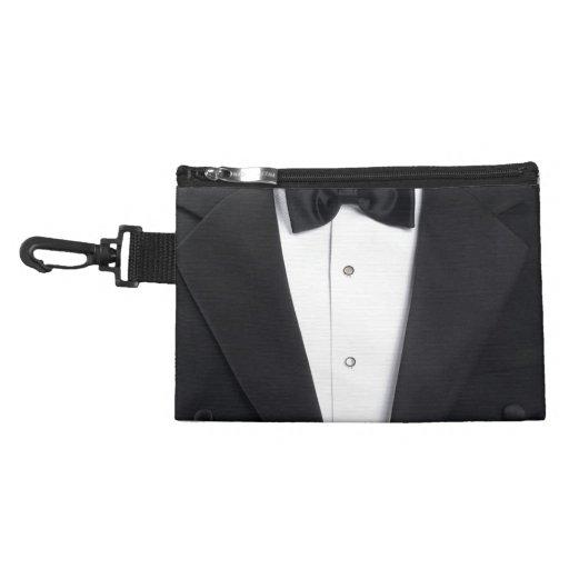 Mens Tuxedo Case Cover Accessories Bag