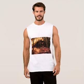 Men's Ultra Cotton Sleeveless T-Shirt train