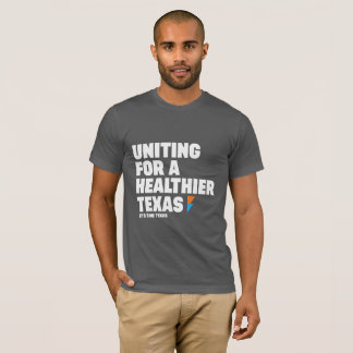 Men's Uniting for a Healthier Texas Tee