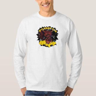 Men's Unleash the Beast long sleeveT-Shirt T-Shirt