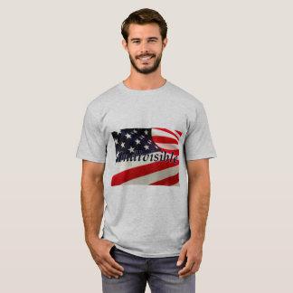 Men's US Flag Indivisible Basic T-Shirt
