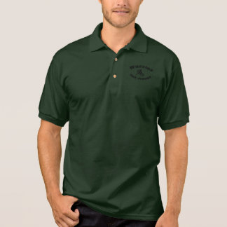 Men's Warrior For Christ Jersey Polo Shirt