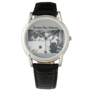 Men's Watch Korean War Veteran