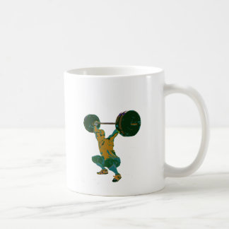 Men's weight lifting, fitness, t-shirts coffee mug