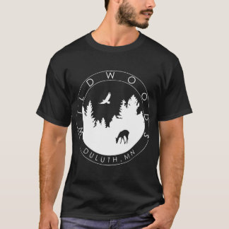 Men's Wildwoods Logo T (Dark Colors) T-Shirt