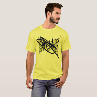 Men's Yellow Camo Signature T-Shirt